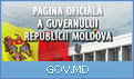 Pagina oficiala a Guvernului Republicii Moldova